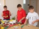 Kézműves tábor 2011 Tiszanána