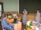 Projektnyitó rendezvény Zaránk 2011.06.01